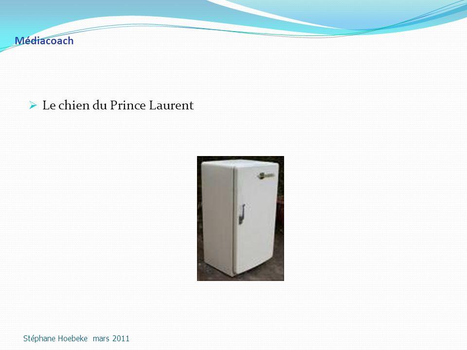 Le chien du Prince Laurent
