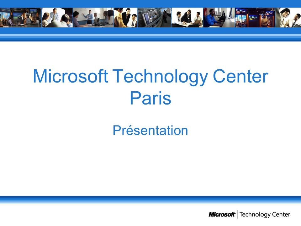 Microsoft Technology Center Paris