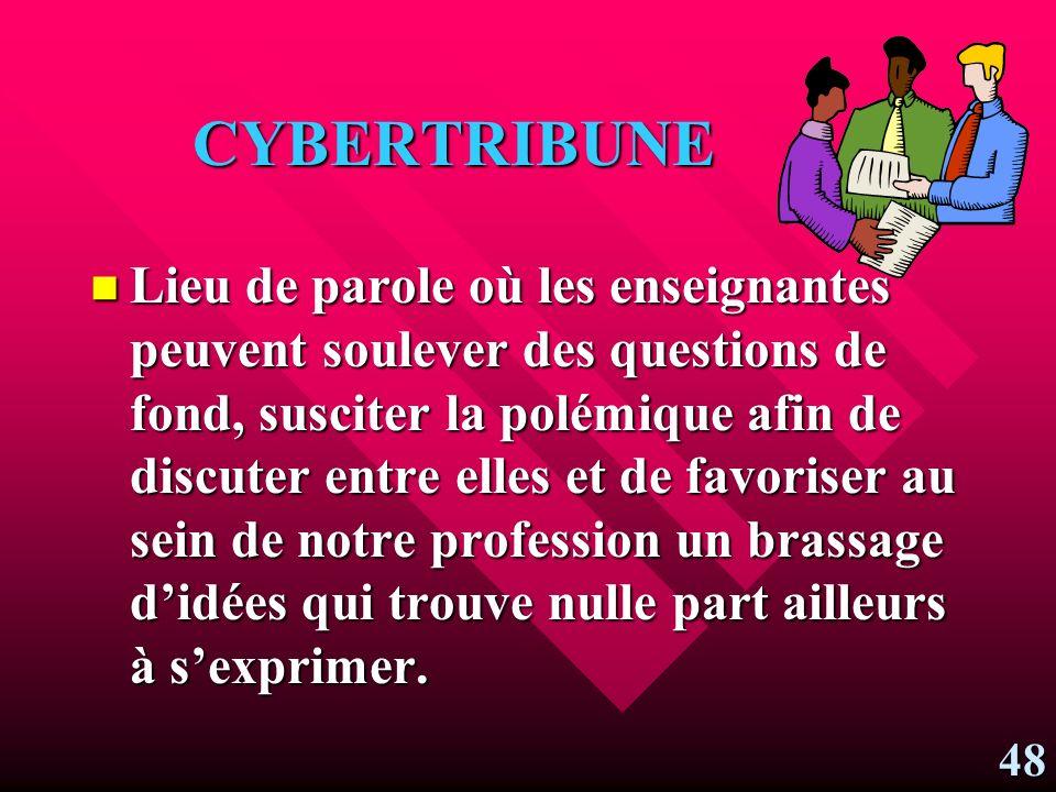 CYBERTRIBUNE