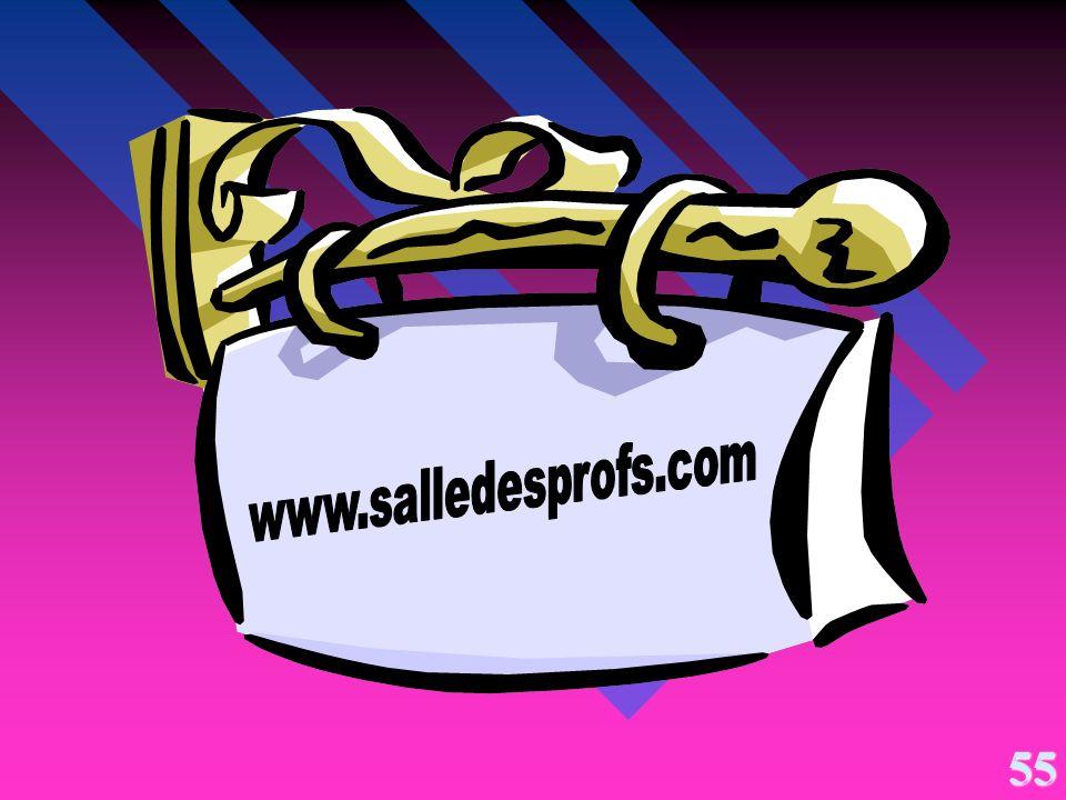 www.salledesprofs.com 55
