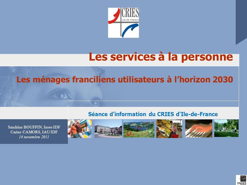 Séance d'information du CRIES d'Ile-de-France