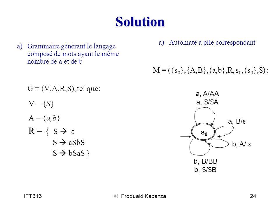 M = ({s0},{A,B},{a,b},R, s0,{s0},$) :