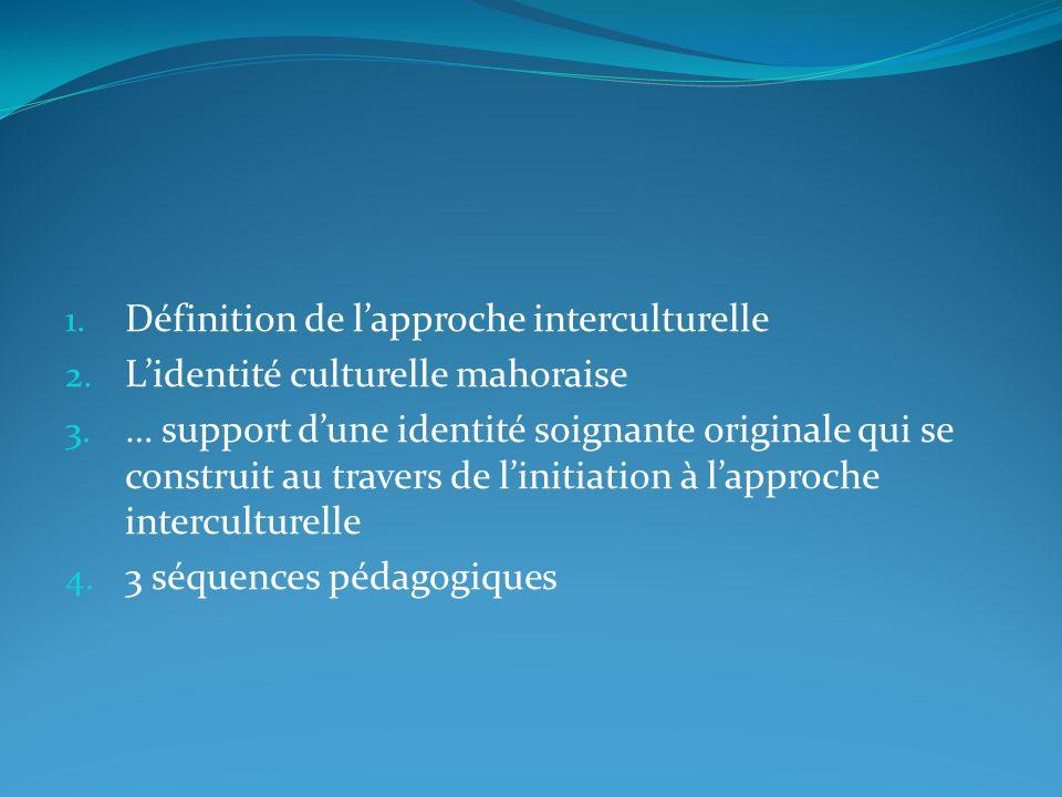 Définition de l'approche interculturelle