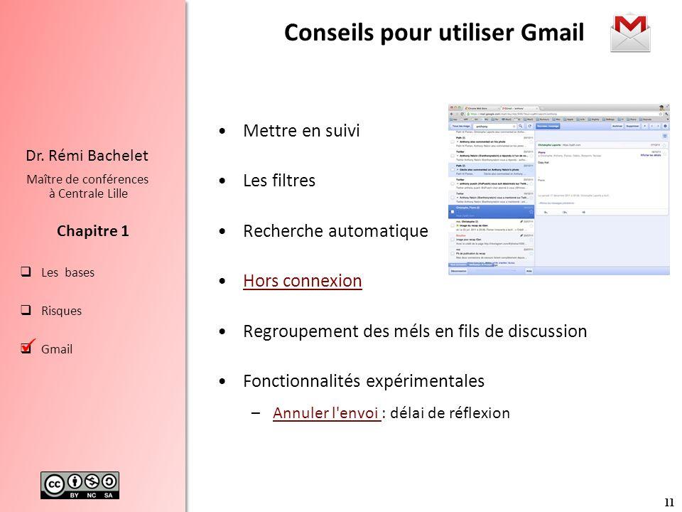 Conseils pour utiliser Gmail