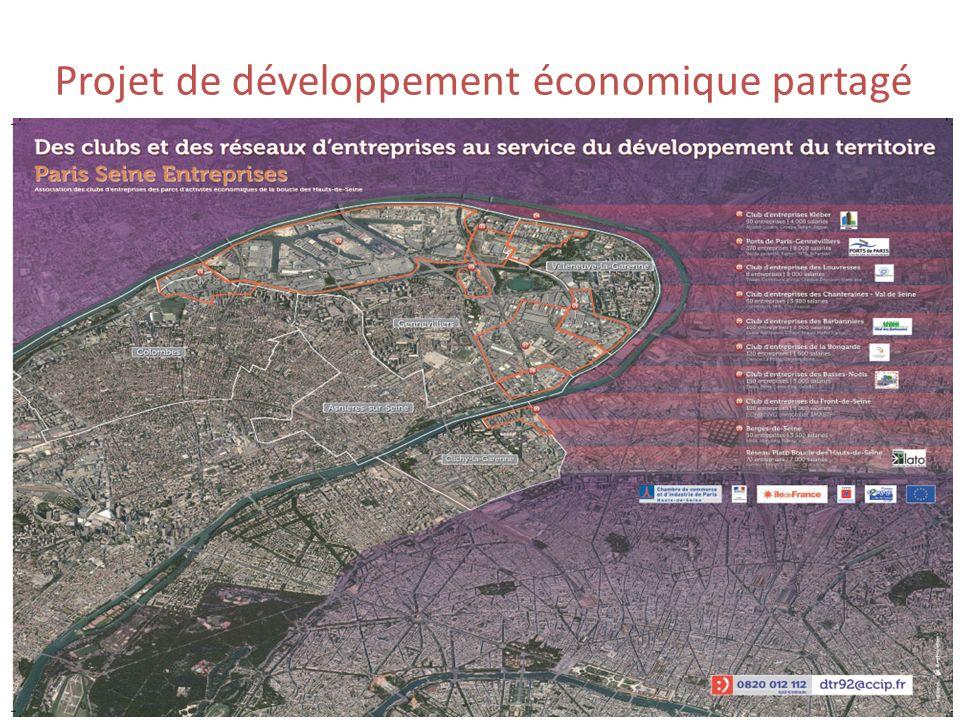 Projet de développement économique partagé