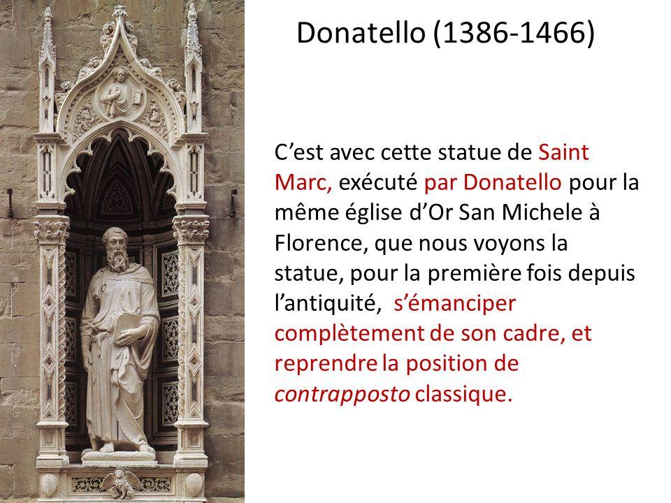 Donatello (1386-1466)