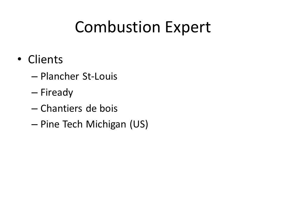 Combustion Expert Clients Plancher St-Louis Fiready Chantiers de bois