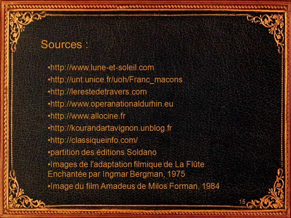 Sources : http://www.lune-et-soleil.com