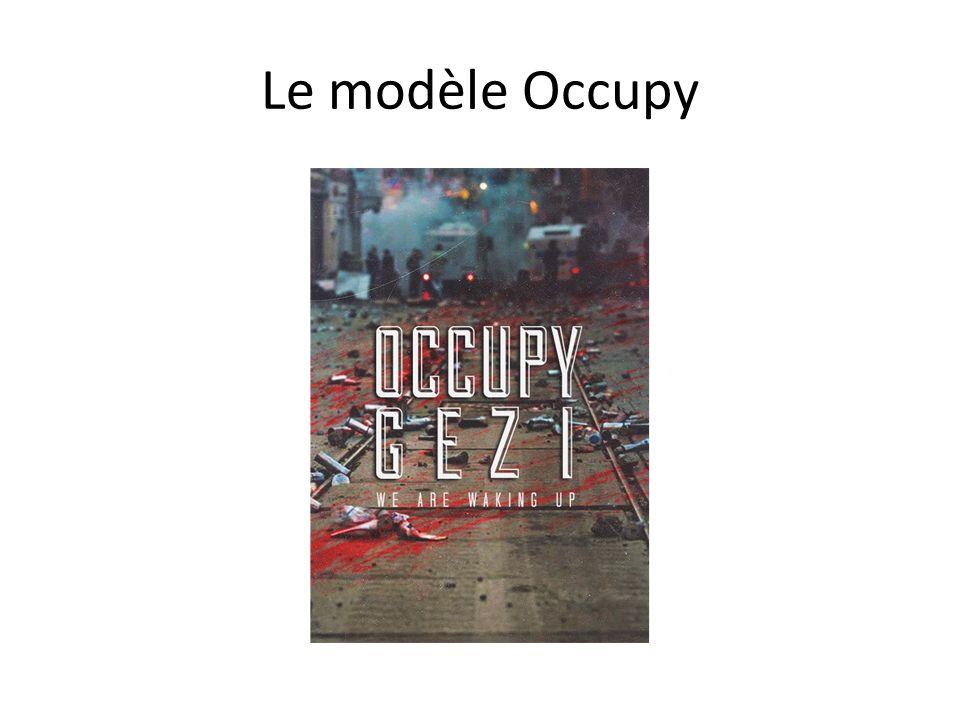 Le modèle Occupy