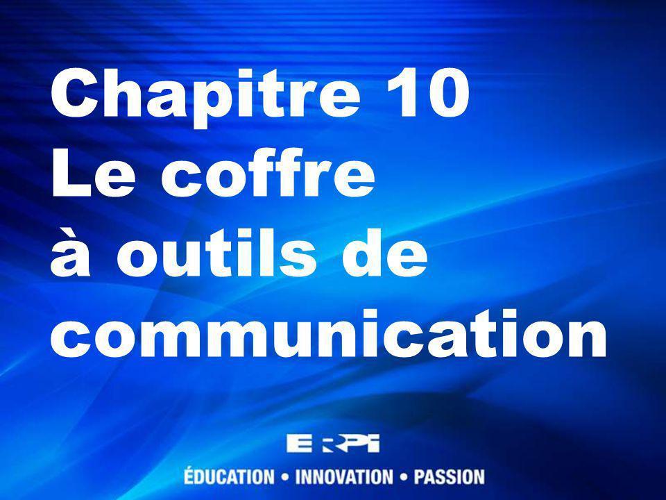 à outils de communication