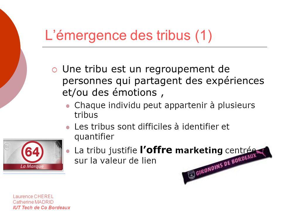 L'émergence des tribus (1)