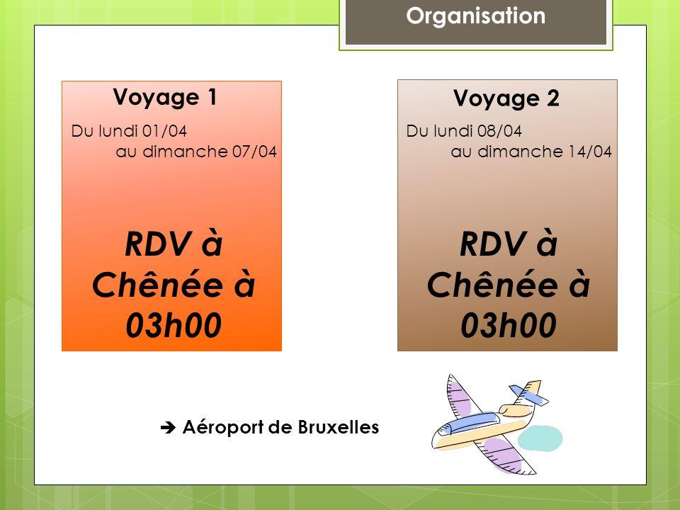 RDV à Chênée à 03h00 RDV à Chênée à 03h00
