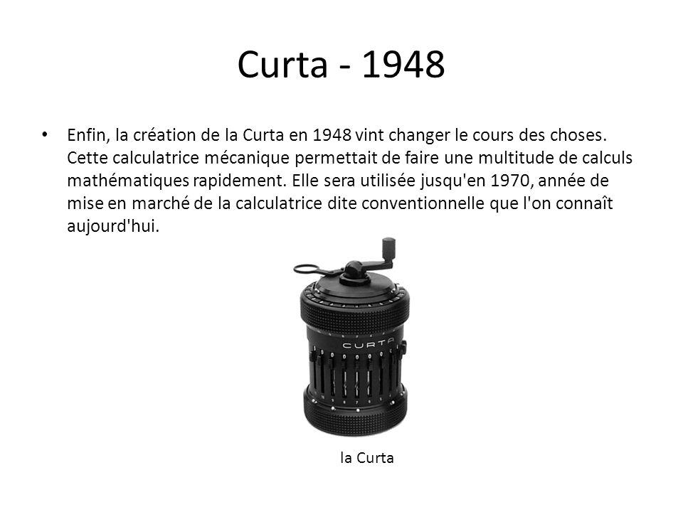Curta - 1948