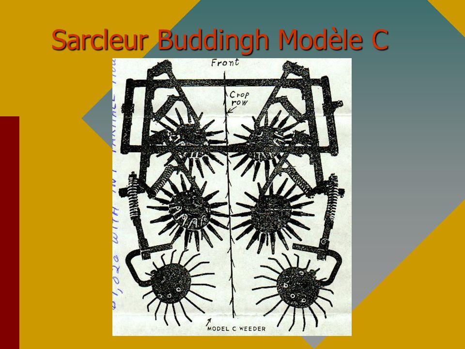 Sarcleur Buddingh Modèle C
