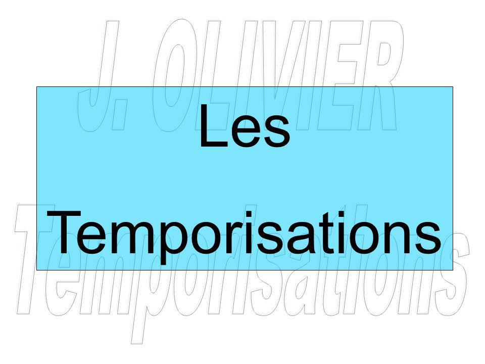 Les Temporisations