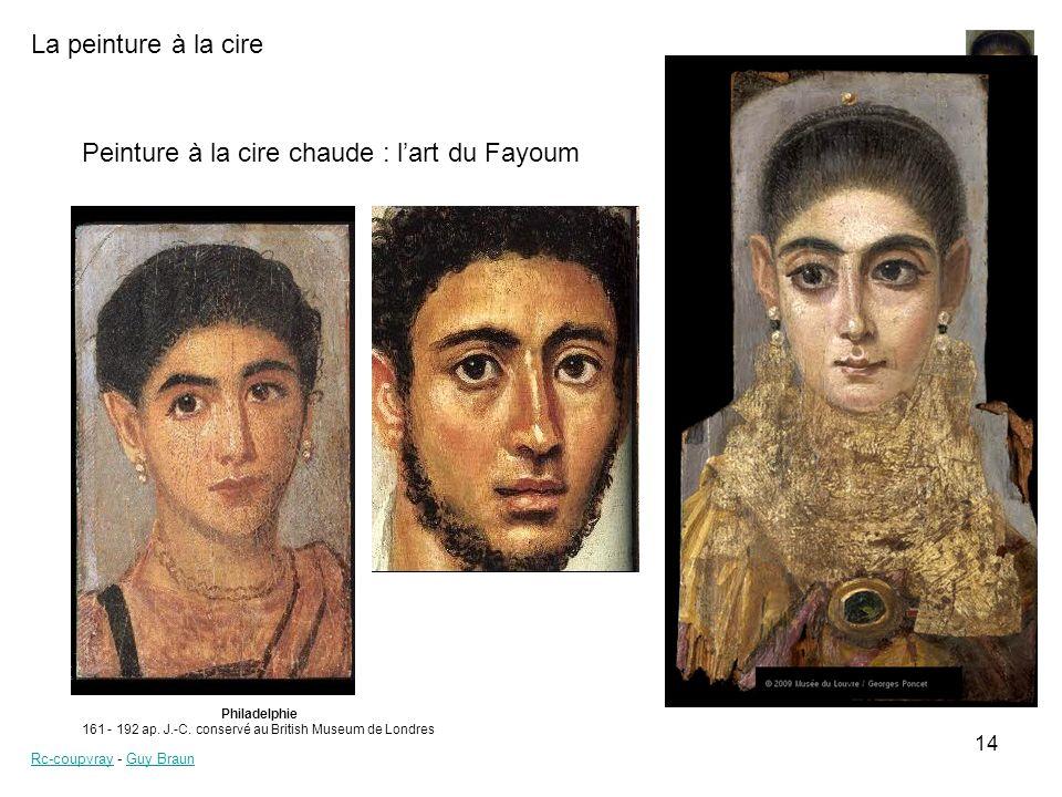 161 - 192 ap. J.-C. conservé au British Museum de Londres