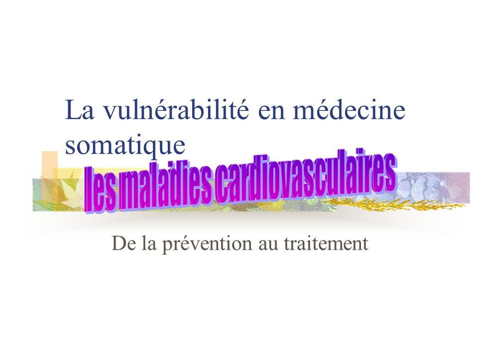 La vulnérabilité en médecine somatique