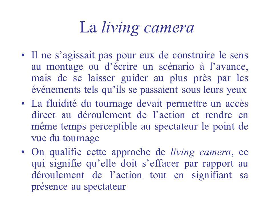 La living camera