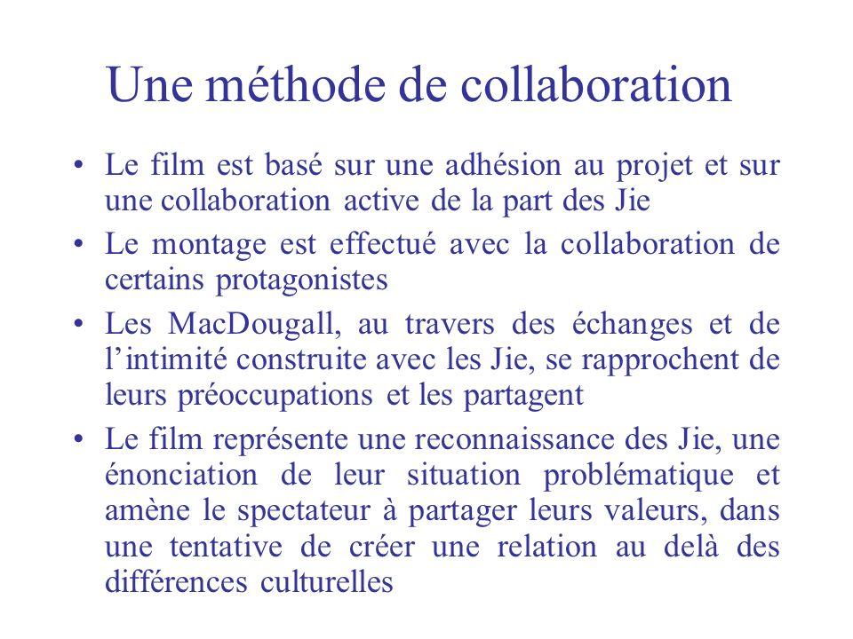 Une méthode de collaboration