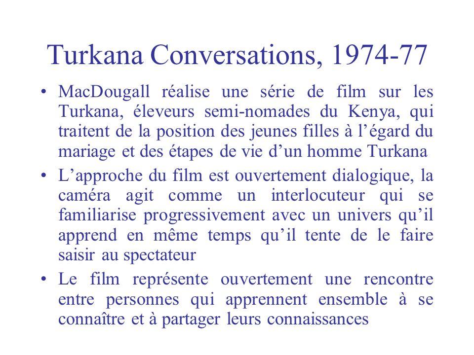 Turkana Conversations, 1974-77