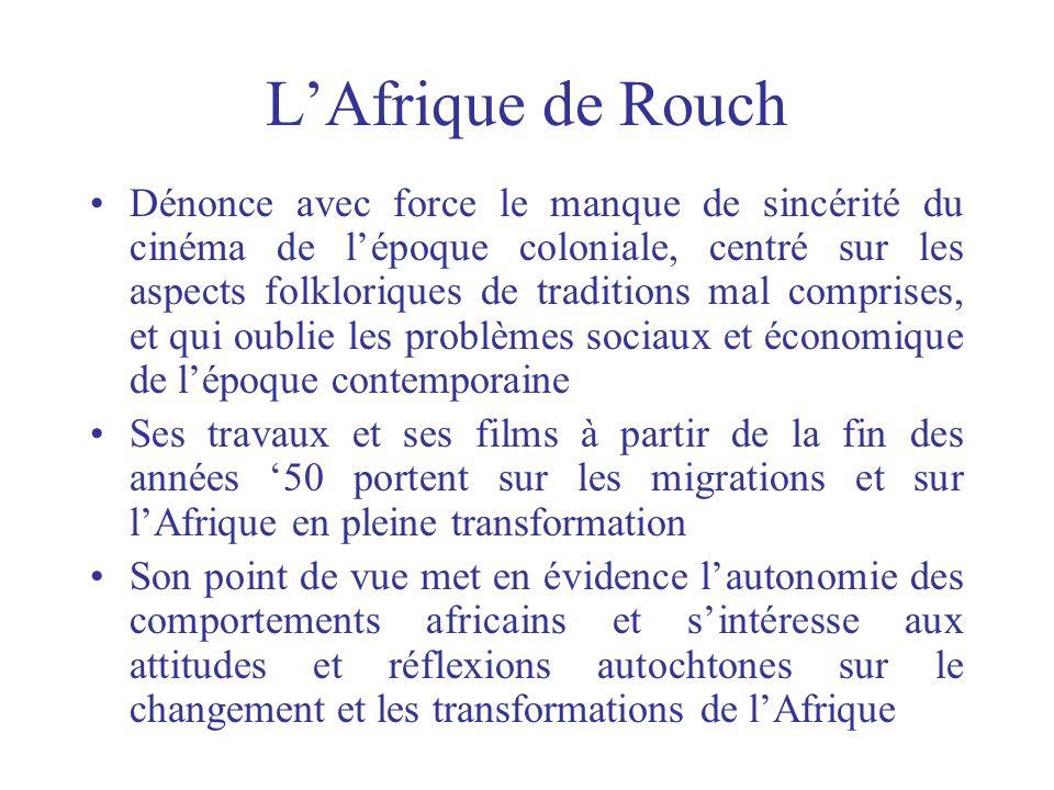 L'Afrique de Rouch