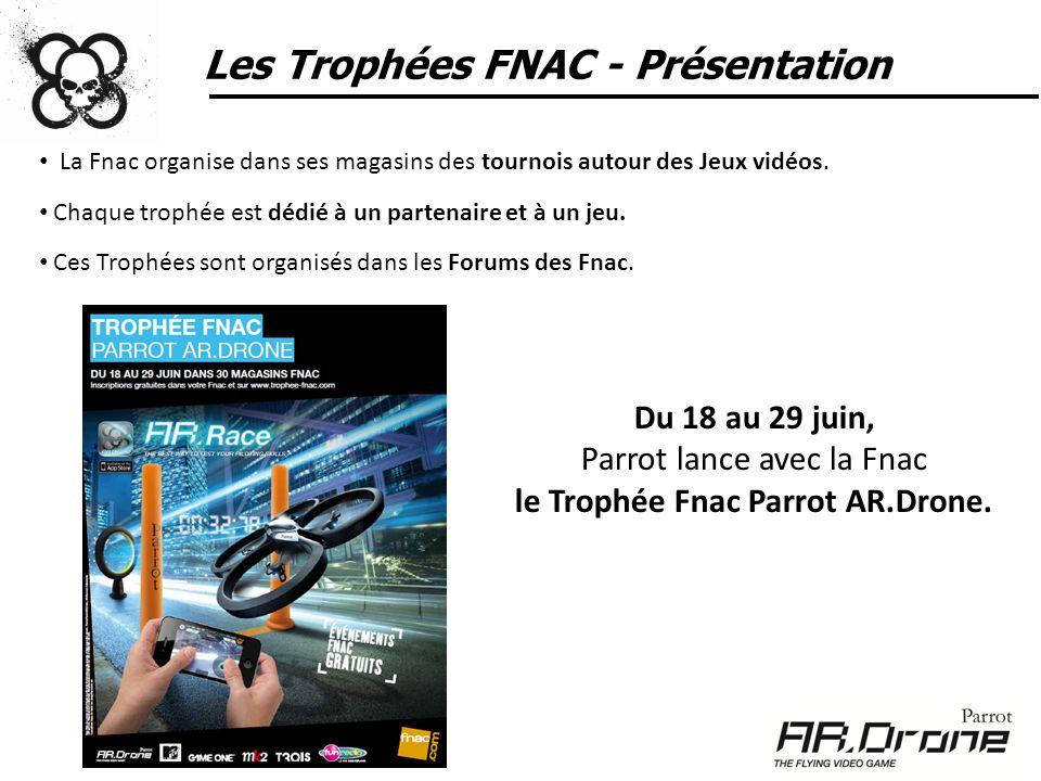Les Trophées FNAC - Présentation