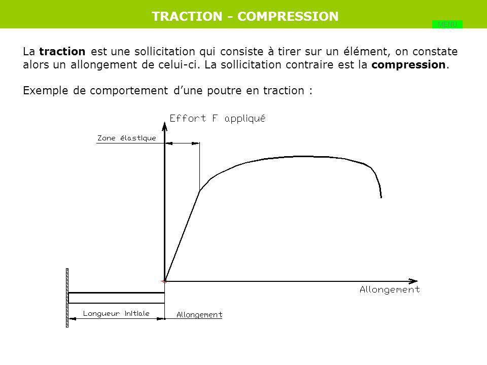 TRACTION - COMPRESSION