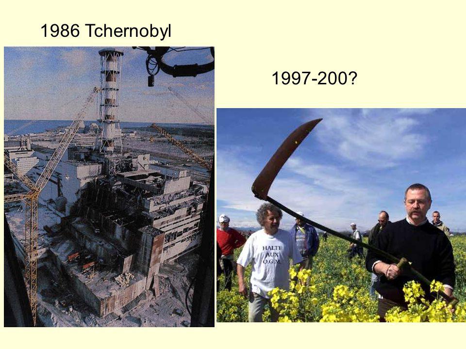 1986 Tchernobyl 1997-200
