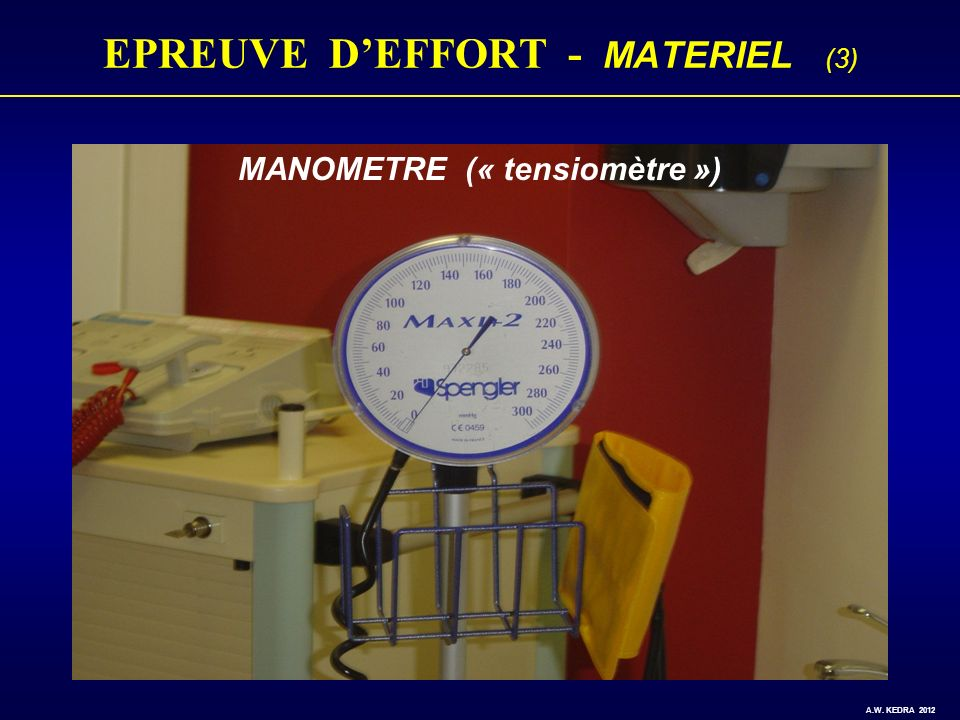 EPREUVE D'EFFORT - MATERIEL (3)
