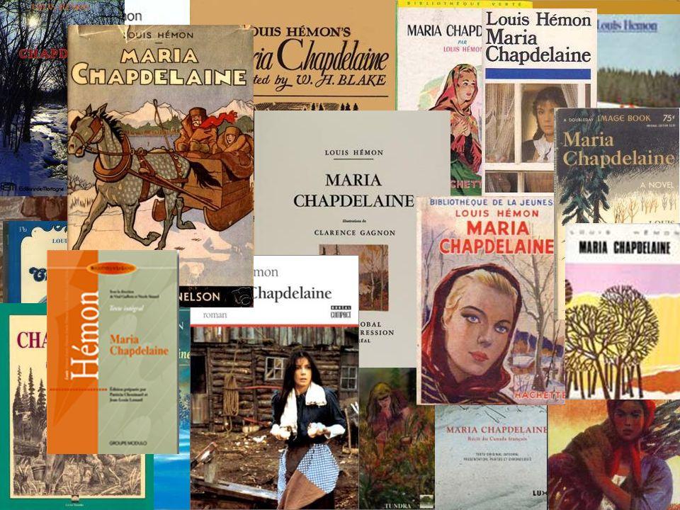 Le catalogue publié lors de l'exposition organisée par la Bibliothèque nationale du Québec, en automne 1980, à l'occasion du Centenaire de la naissance de Louis Hémon, illustre de façon éloquente la réussite internationale incroyable de Maria Chapdelaine.