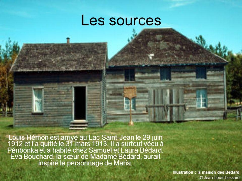 Les sources