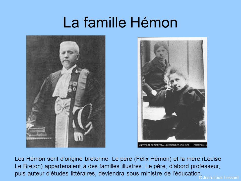 La famille Hémon