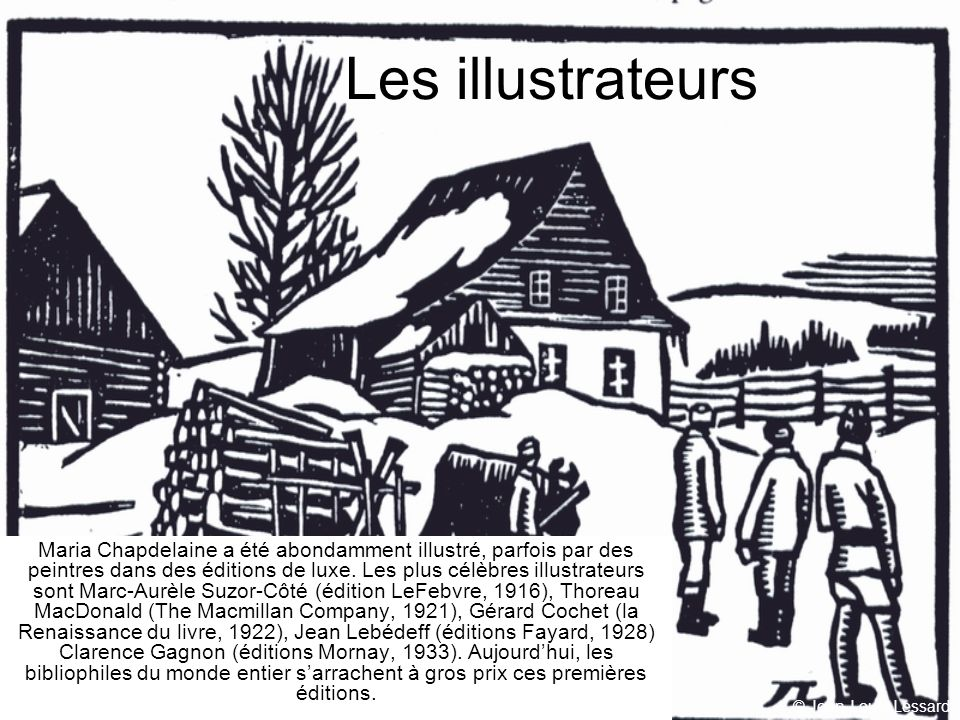 Les illustrateurs