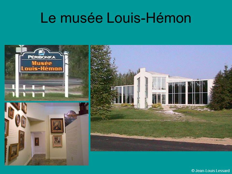 Le musée Louis-Hémon