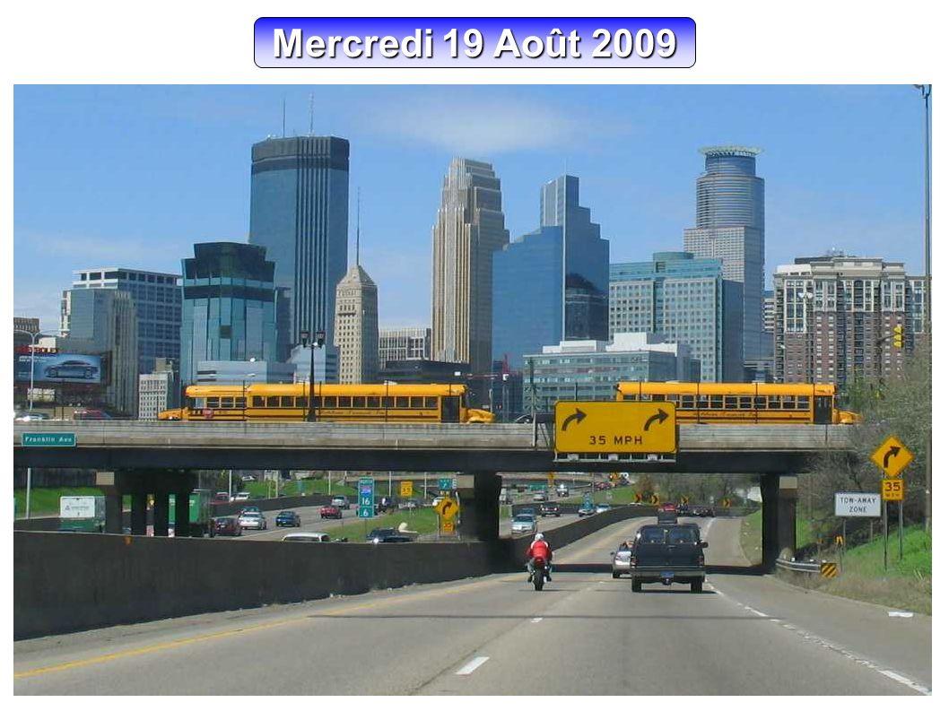 Mercredi 19 Août 2009 1
