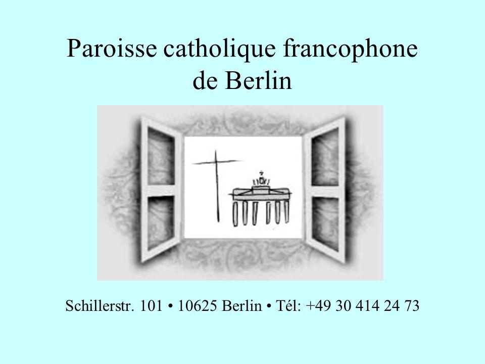 Paroisse catholique francophone de Berlin