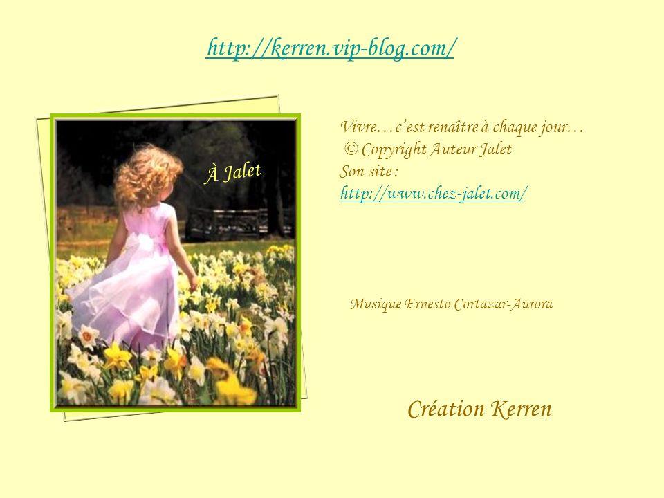 http://kerren.vip-blog.com/ Création Kerren À Jalet