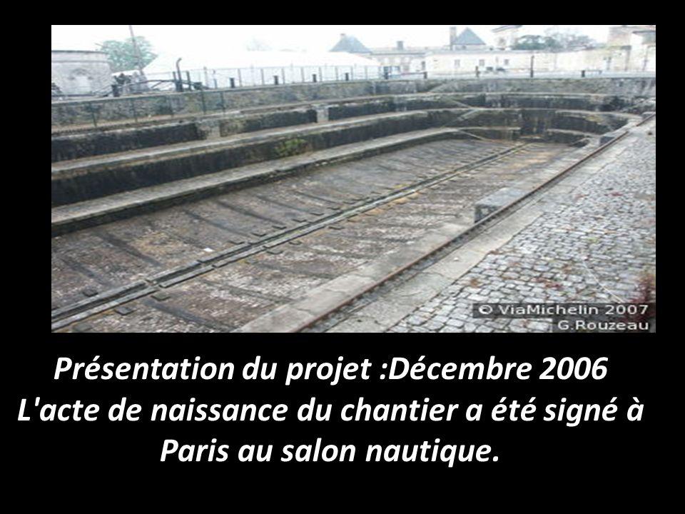 Présentation du projet :Décembre 2006
