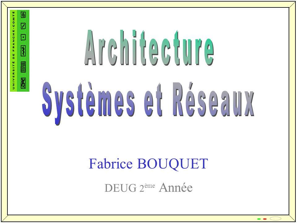 Fabrice BOUQUET DEUG 2ème Année