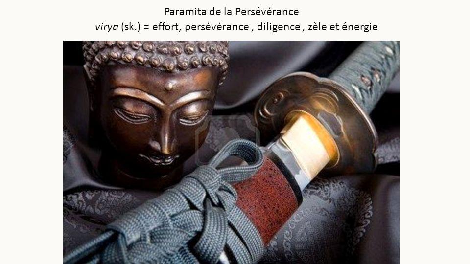 Paramita de la Persévérance