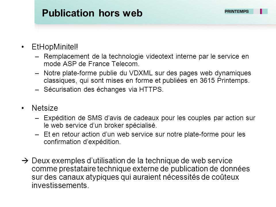 Publication hors web EtHopMinitel! Netsize