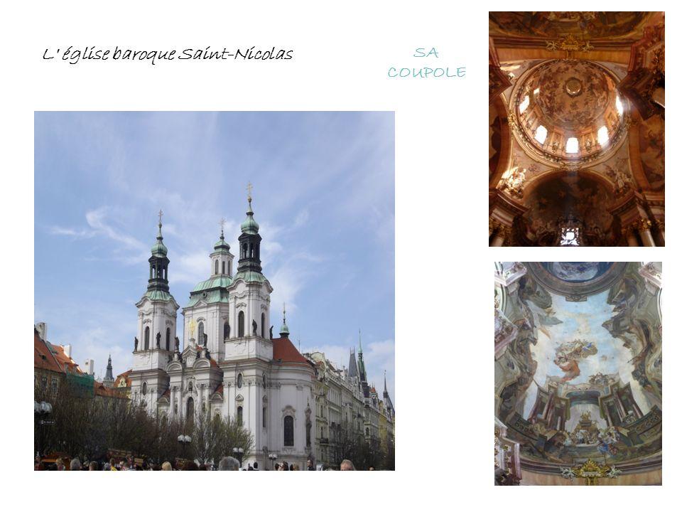 L église baroque Saint-Nicolas