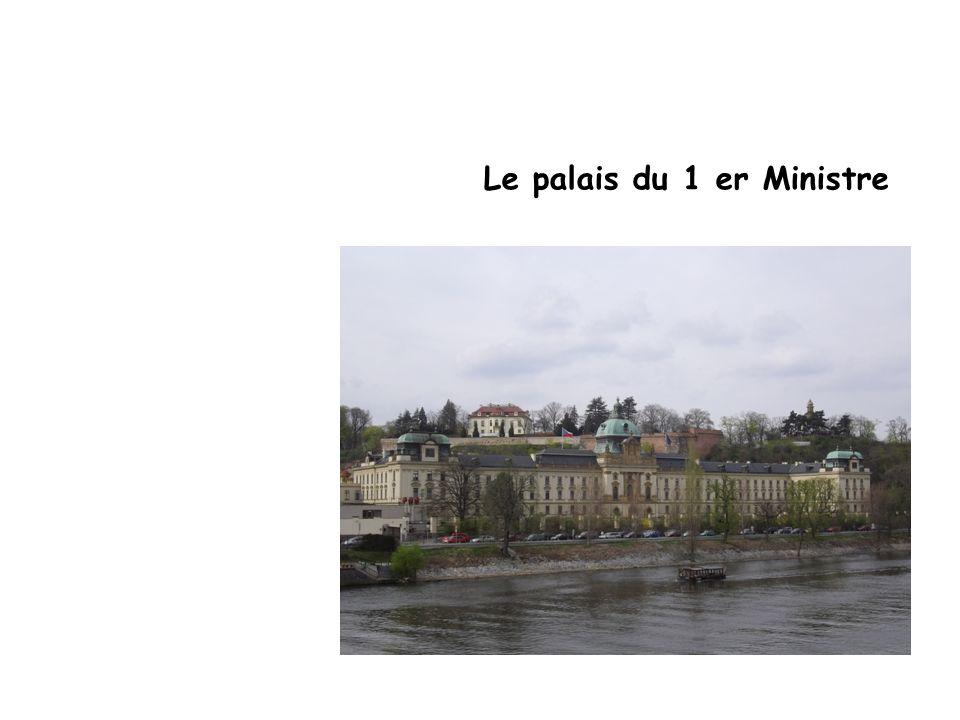 Le palais du 1 er Ministre