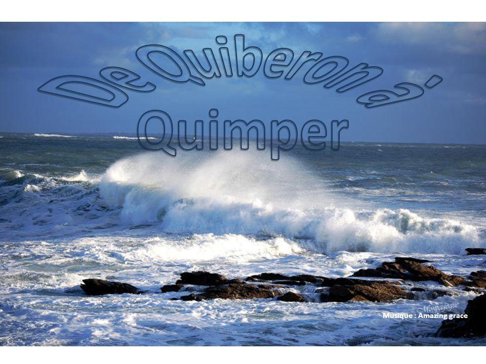 De Quiberon à Quimper Musique : Amazing grace