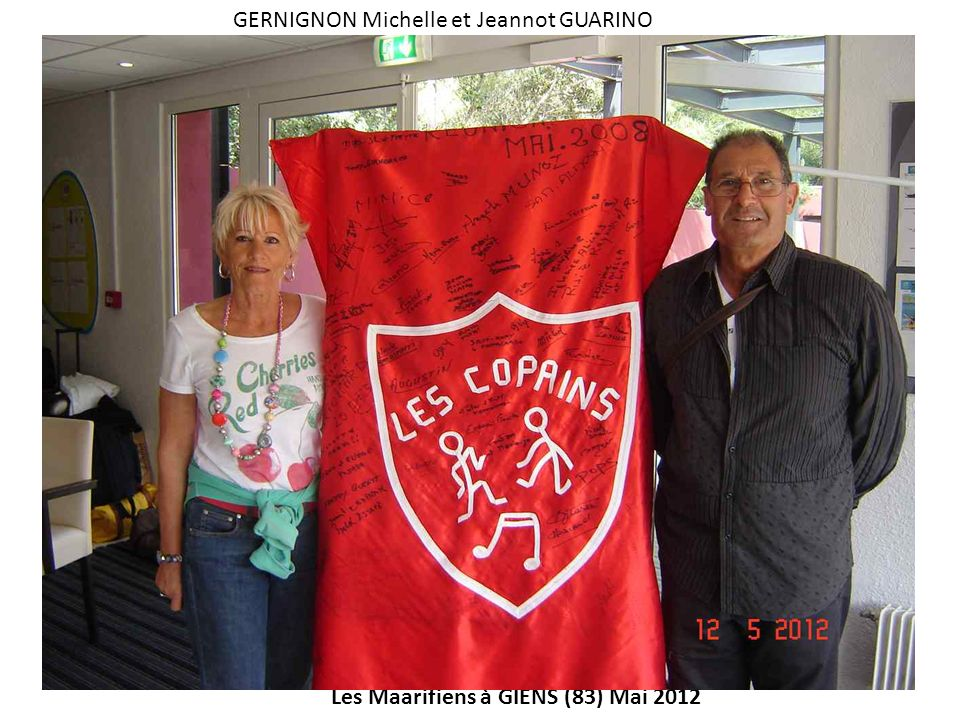 GERNIGNON Michelle et Jeannot GUARINO