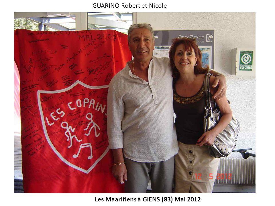 GUARINO Robert et Nicole