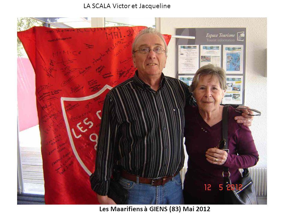 LA SCALA Victor et Jacqueline