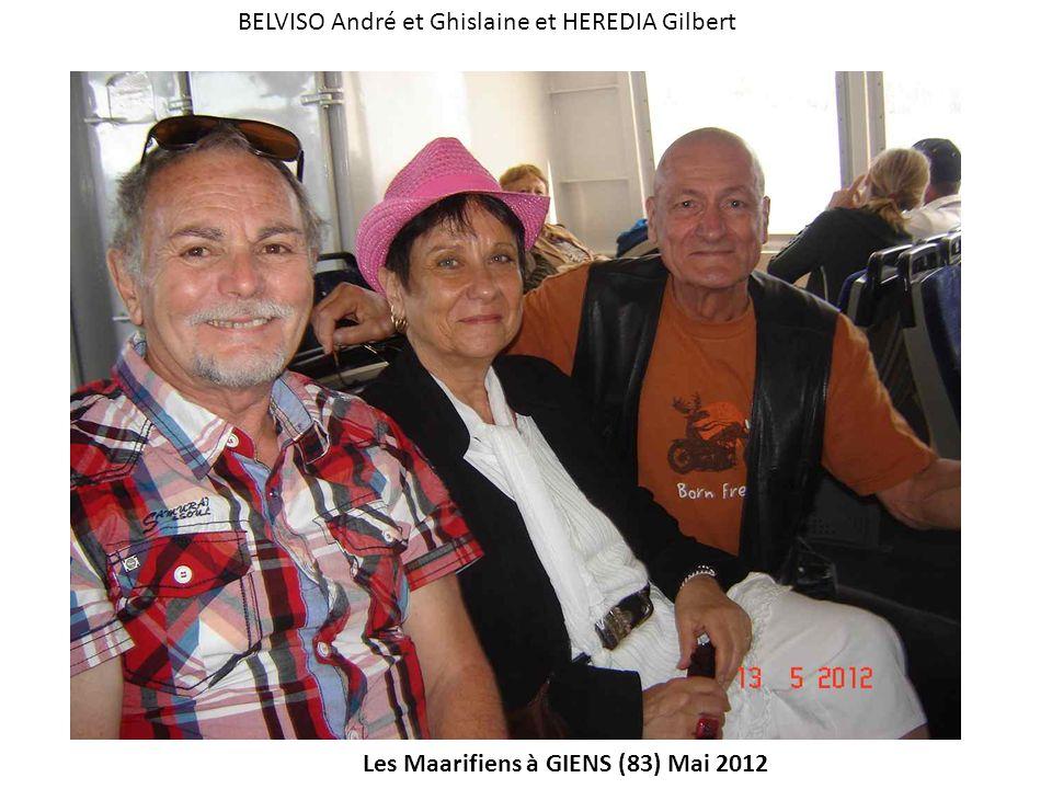 BELVISO André et Ghislaine et HEREDIA Gilbert