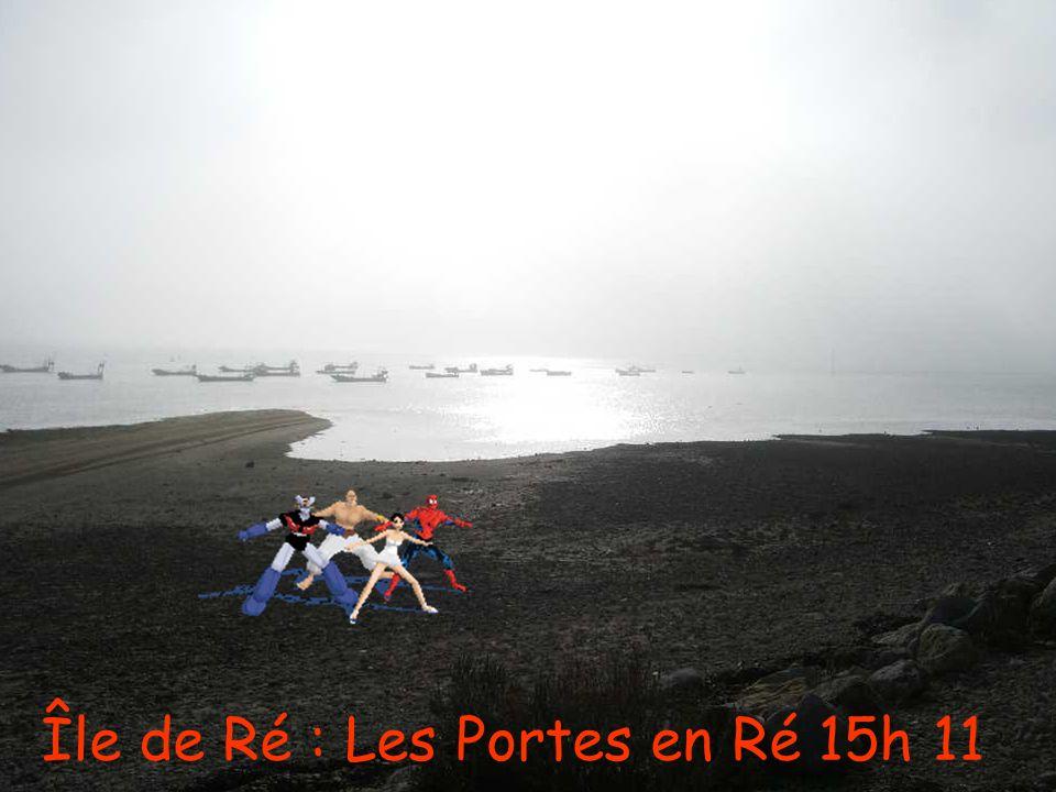 Île de Ré : Les Portes en Ré 15h 11