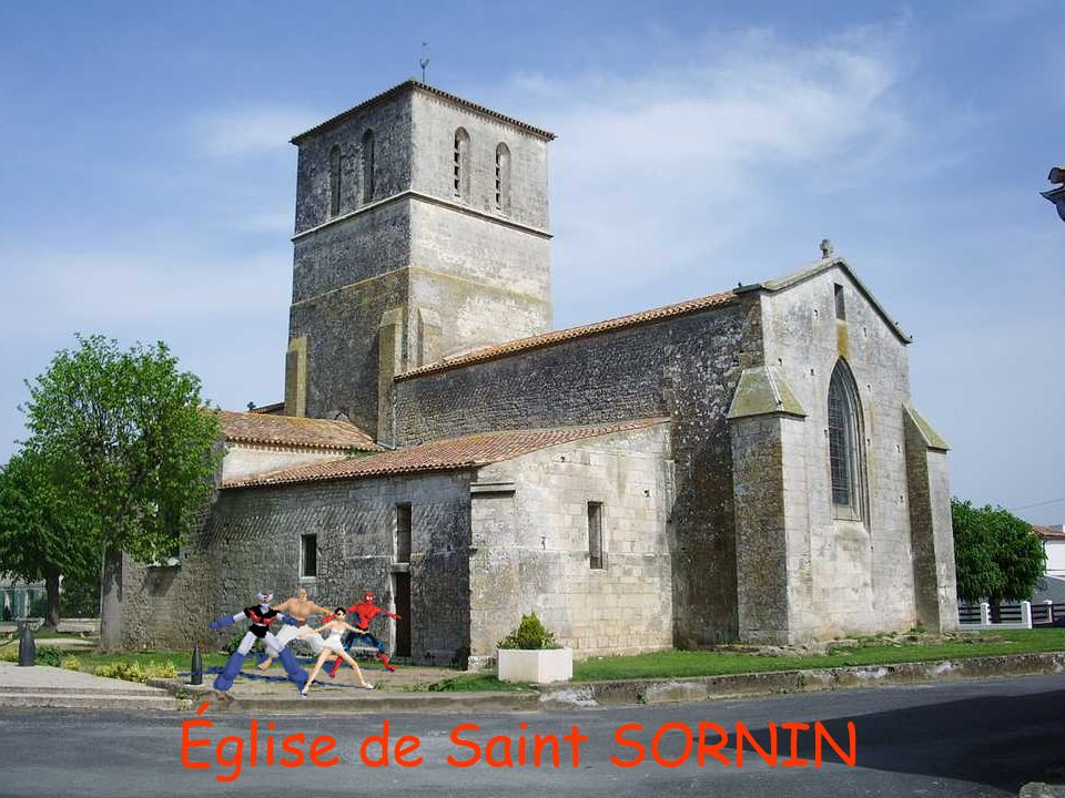 Église de Saint SORNIN